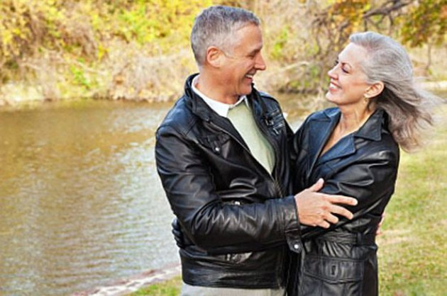 Секс в зрелом возрасте приносит гораздо больше удовольствия Ученые