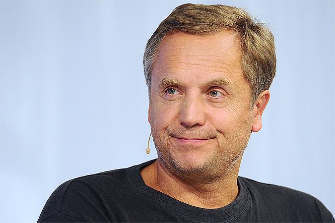 Российский актер Андрей Соколов