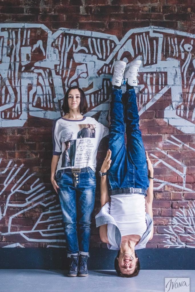 Лина и Саша