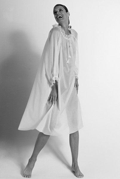 ТОП-7 образов одежды для сна - ночная сорочка