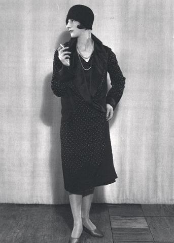 Пальто 20-х