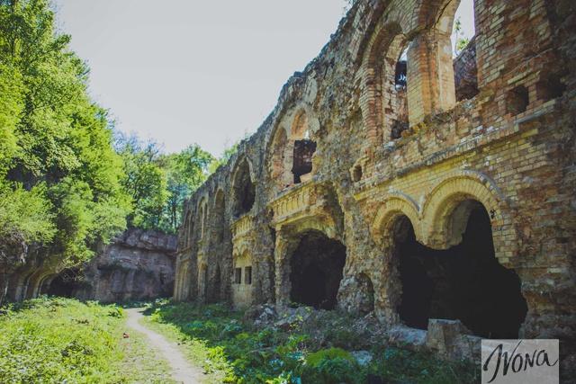 Таракановский форт – мистическая крепость