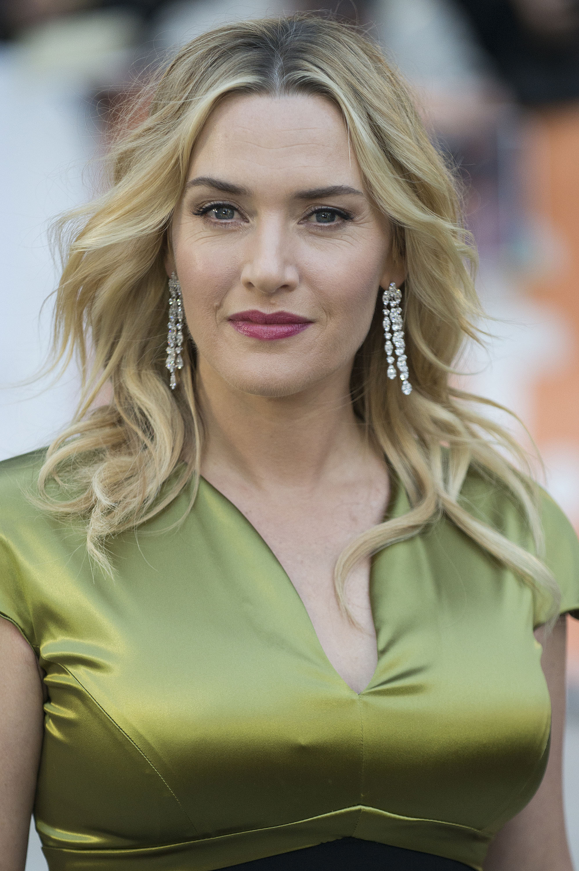 9 знаменитостей, которые делают макияж самостоятельно: Кейт Уинслет