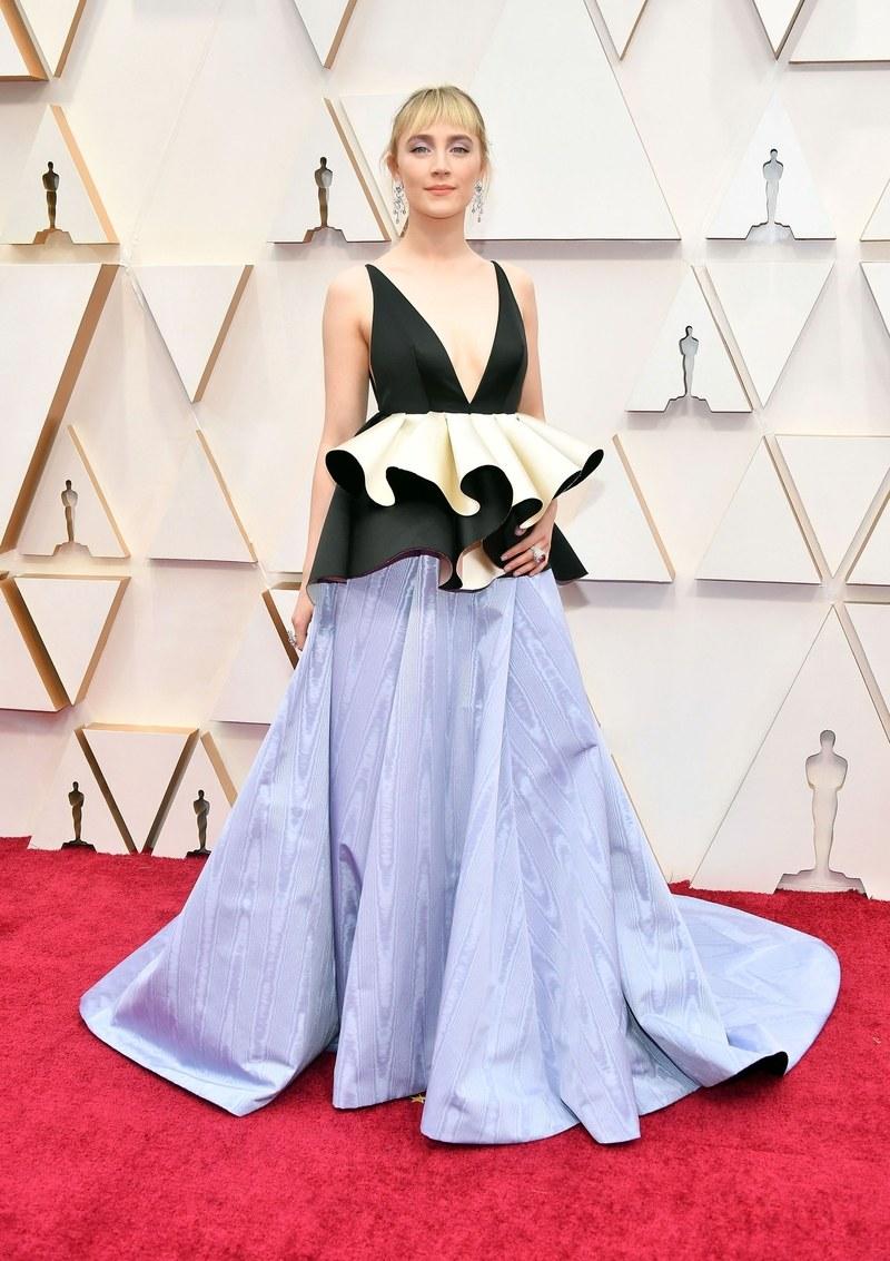 Сирша Ронан в Gucci на Оскаре 2020