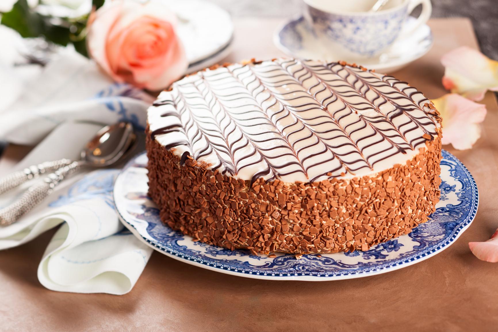 Торт добрынинский рецепт пошагово в домашних условиях