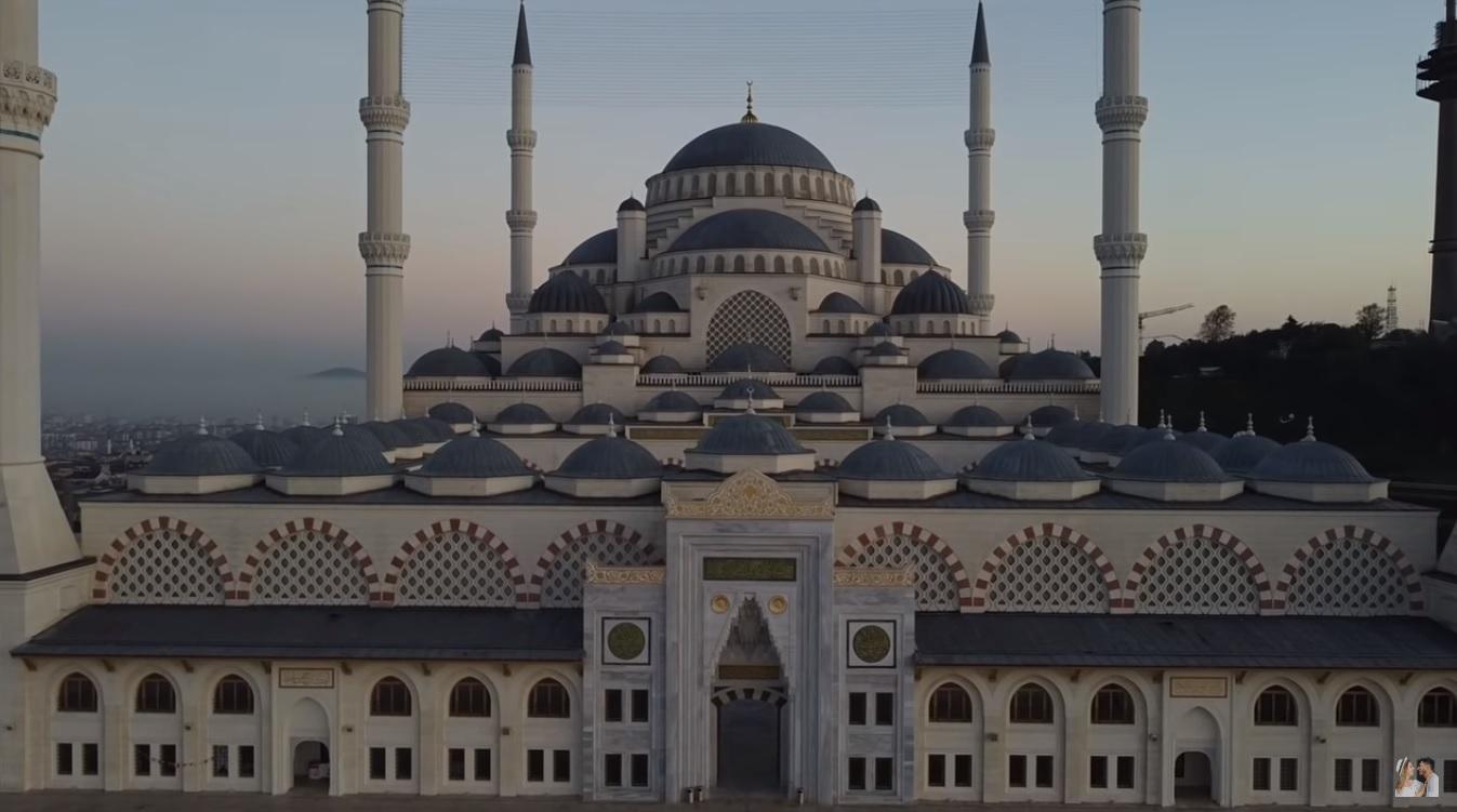 ТОП-10 фактов о самой большой мечети Турции
