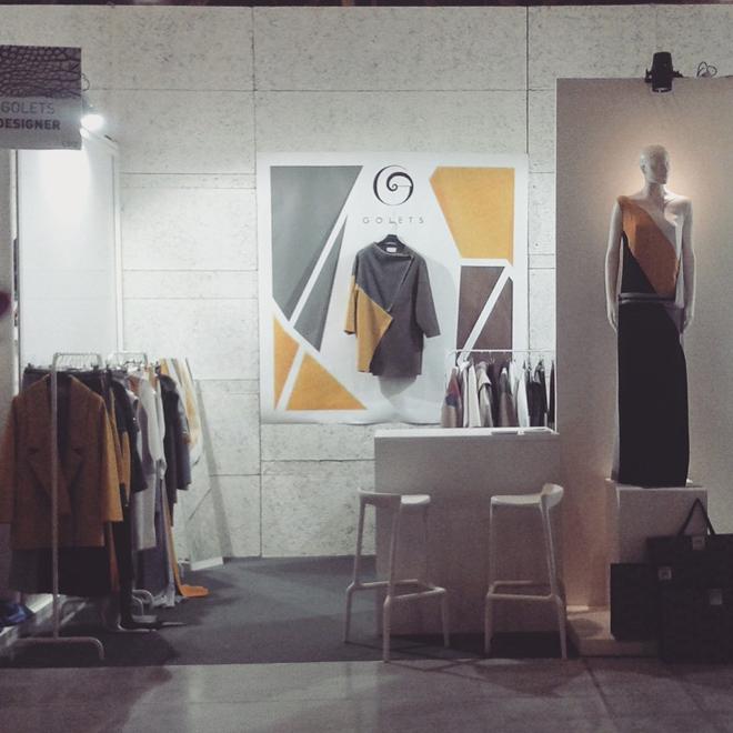 Украинский бренд GOLETS показал свою коллекцию в Италии