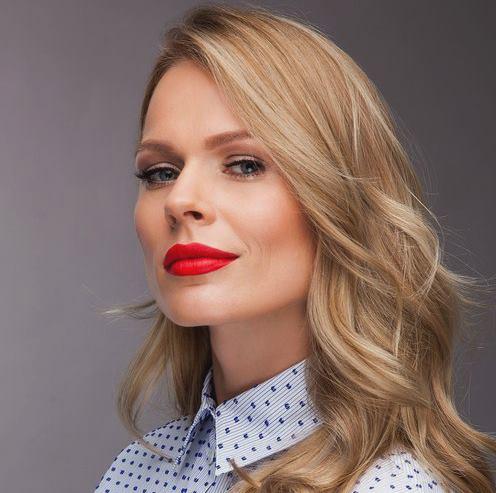 Украинская телеведущая Ольга Фреймут попала в номинацию антипремии Золотой батон 2015