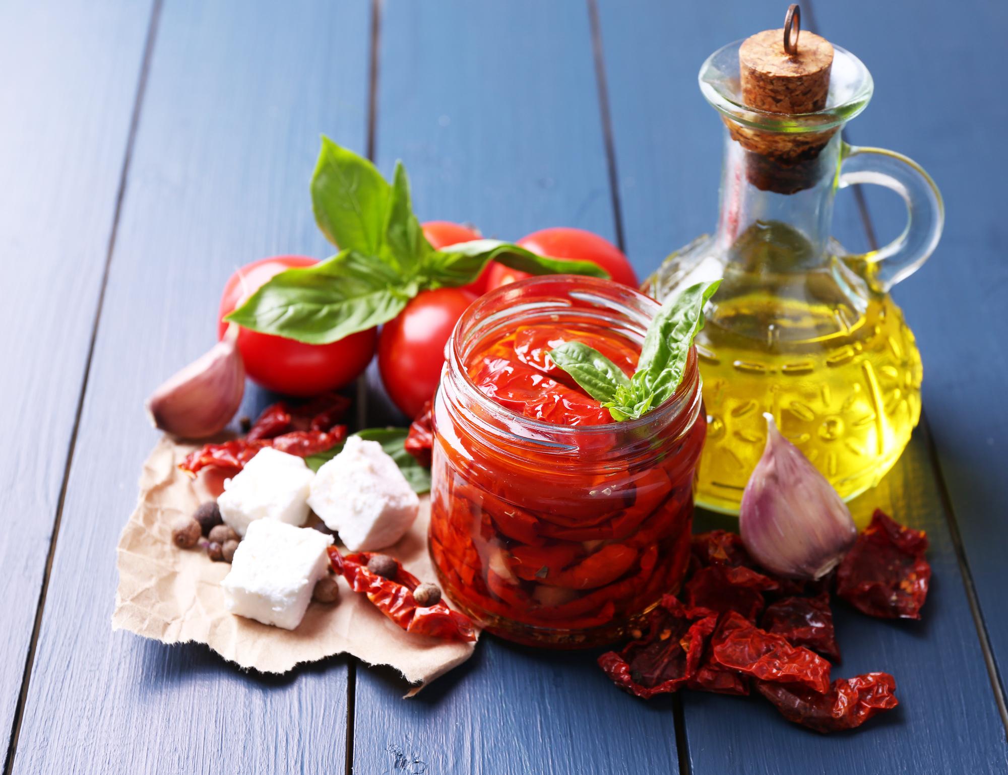 Консервированные помидоры: оригинальный рецепт заготовки