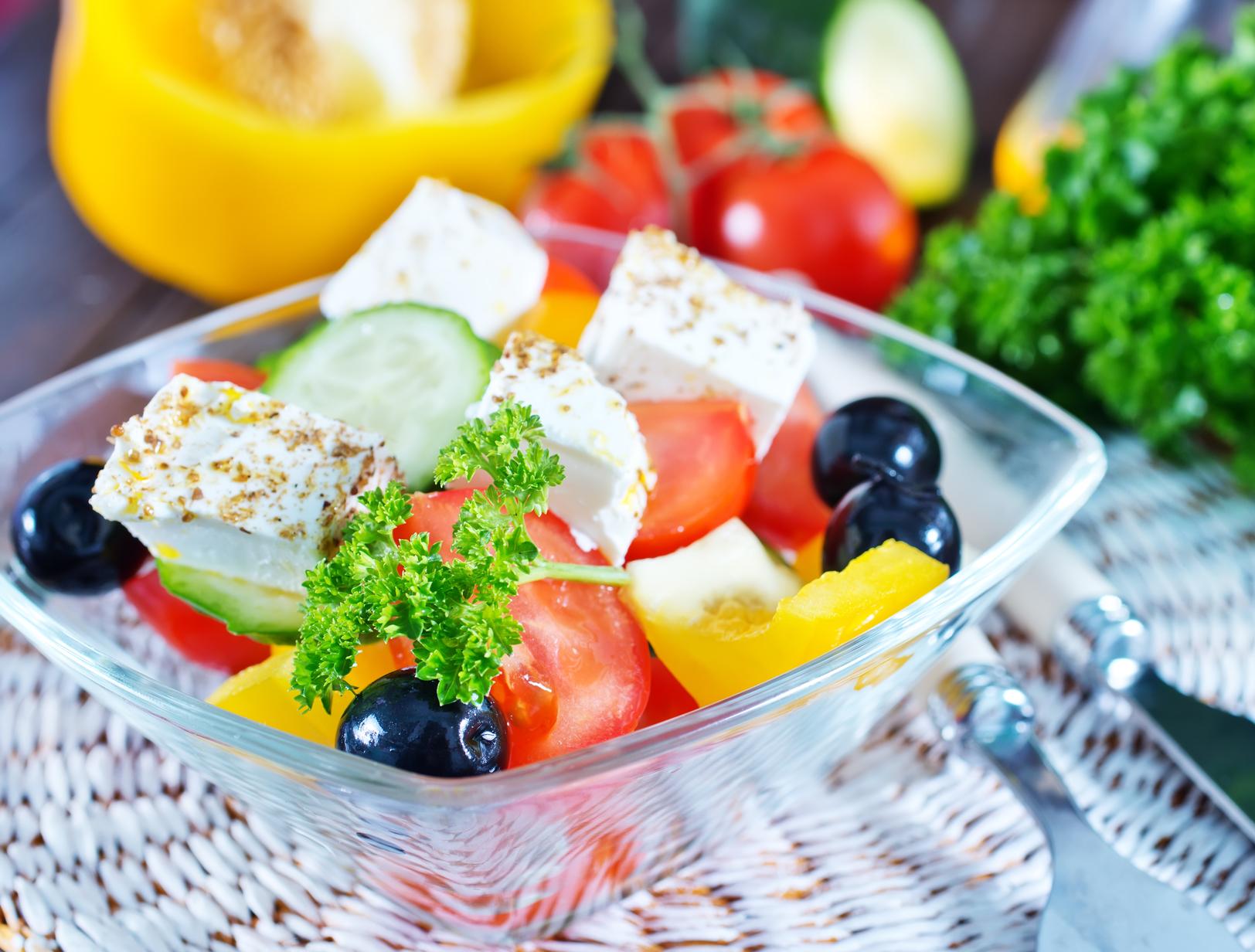 как приготовить греческий салат рецепты