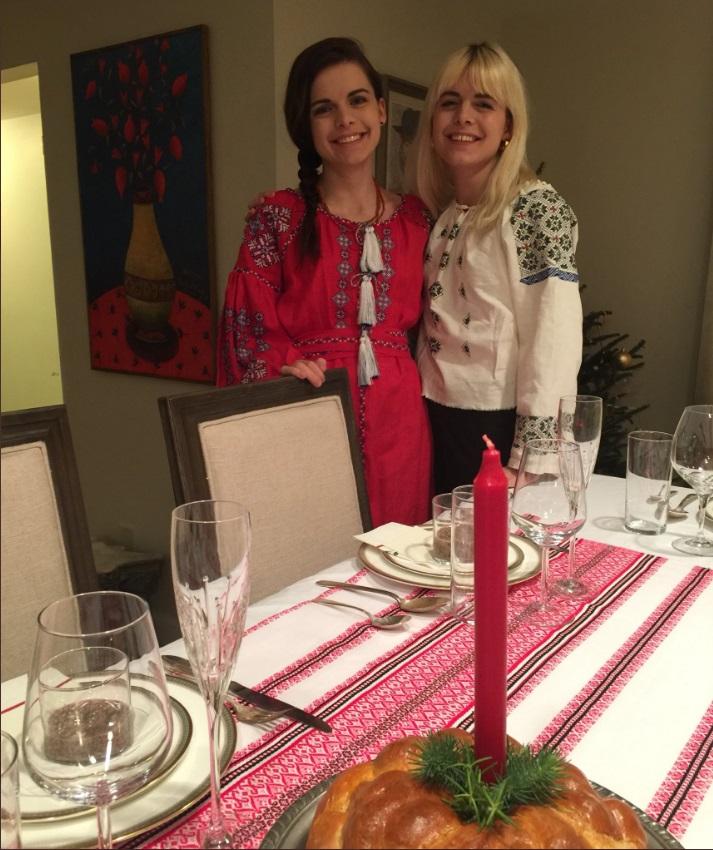 Нана и Соломия Гонгадзе