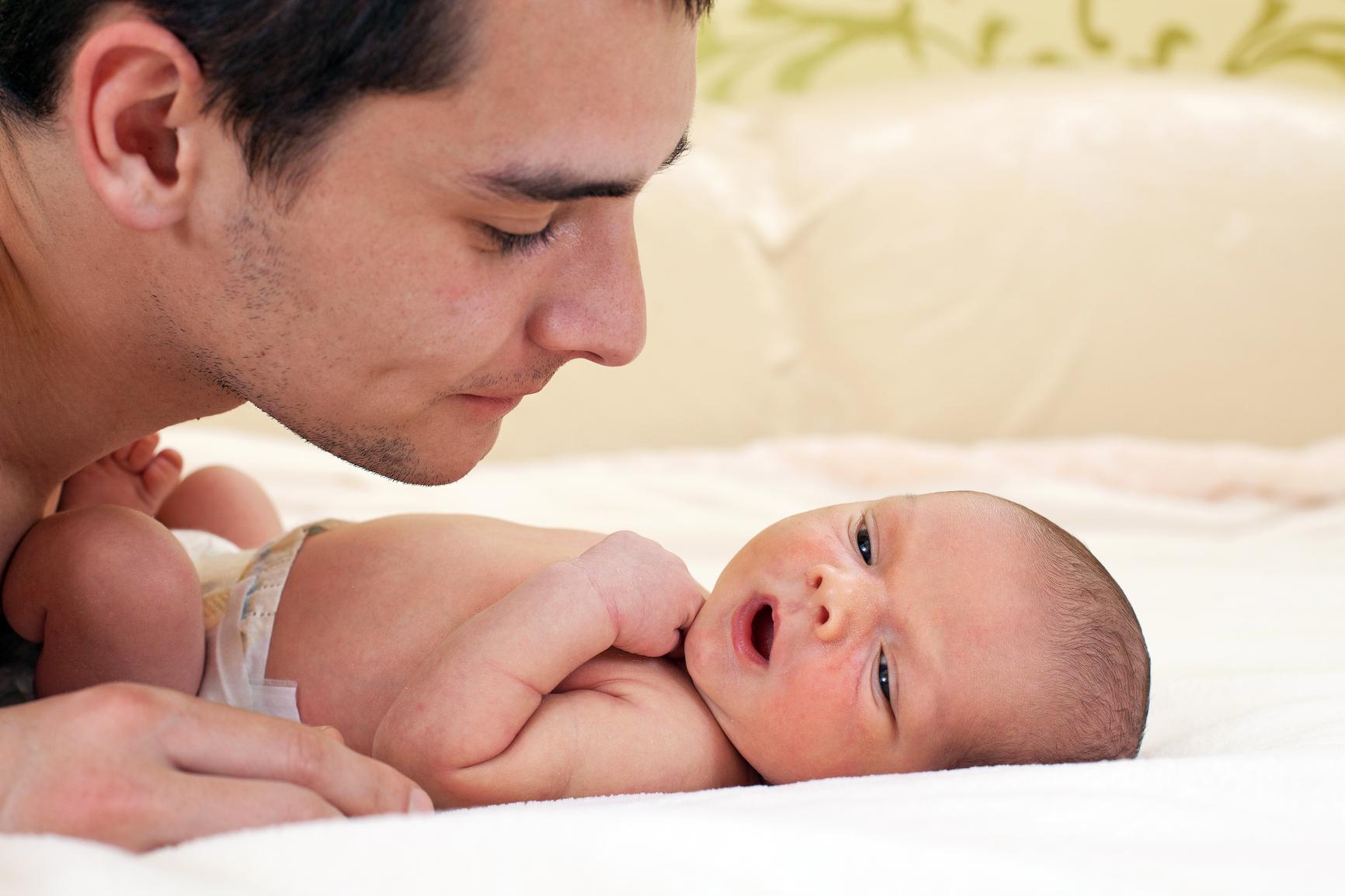 Увидеть своего будущего ребенка по фото родителей