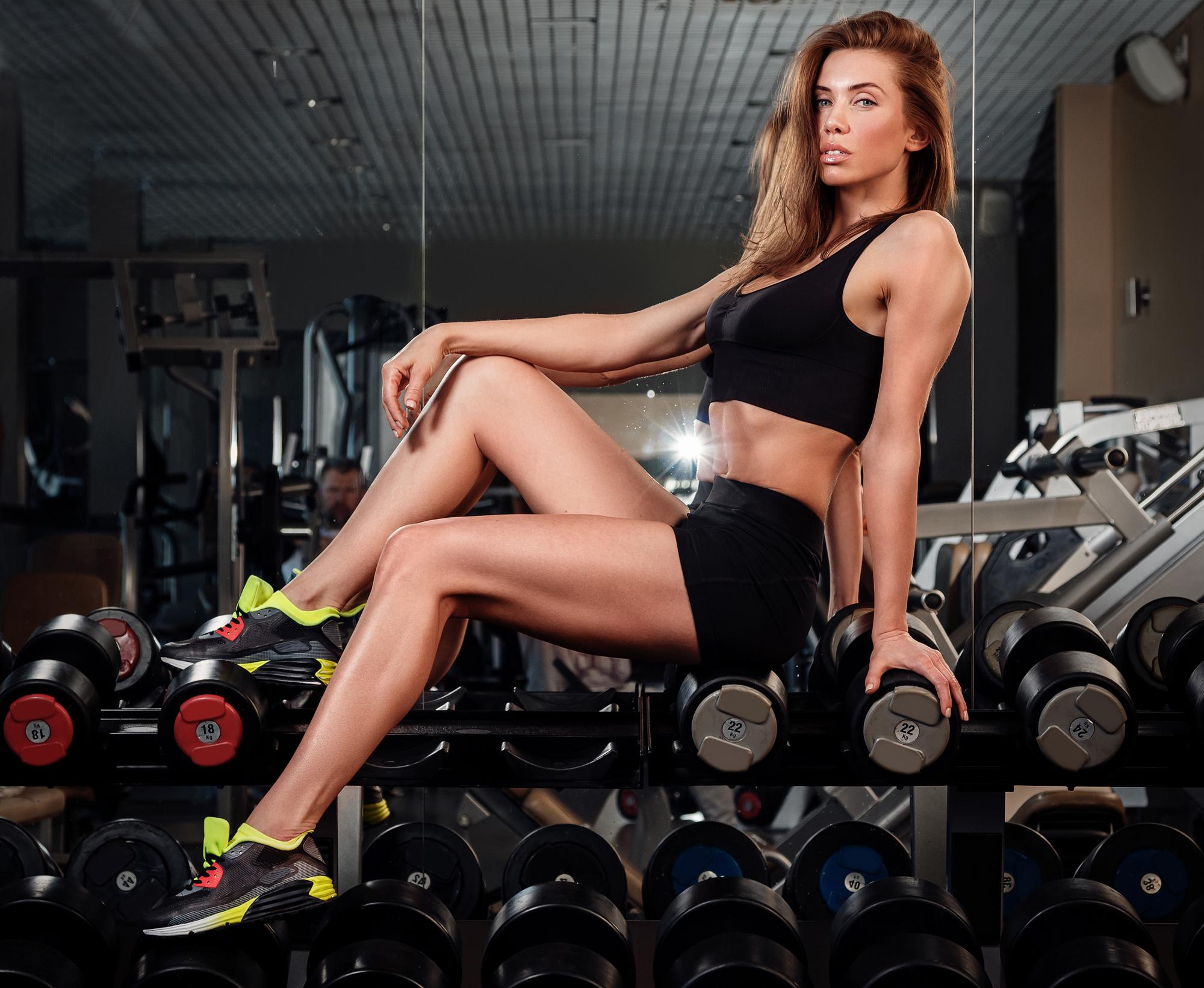 Как веганам нарастить мышечную массу