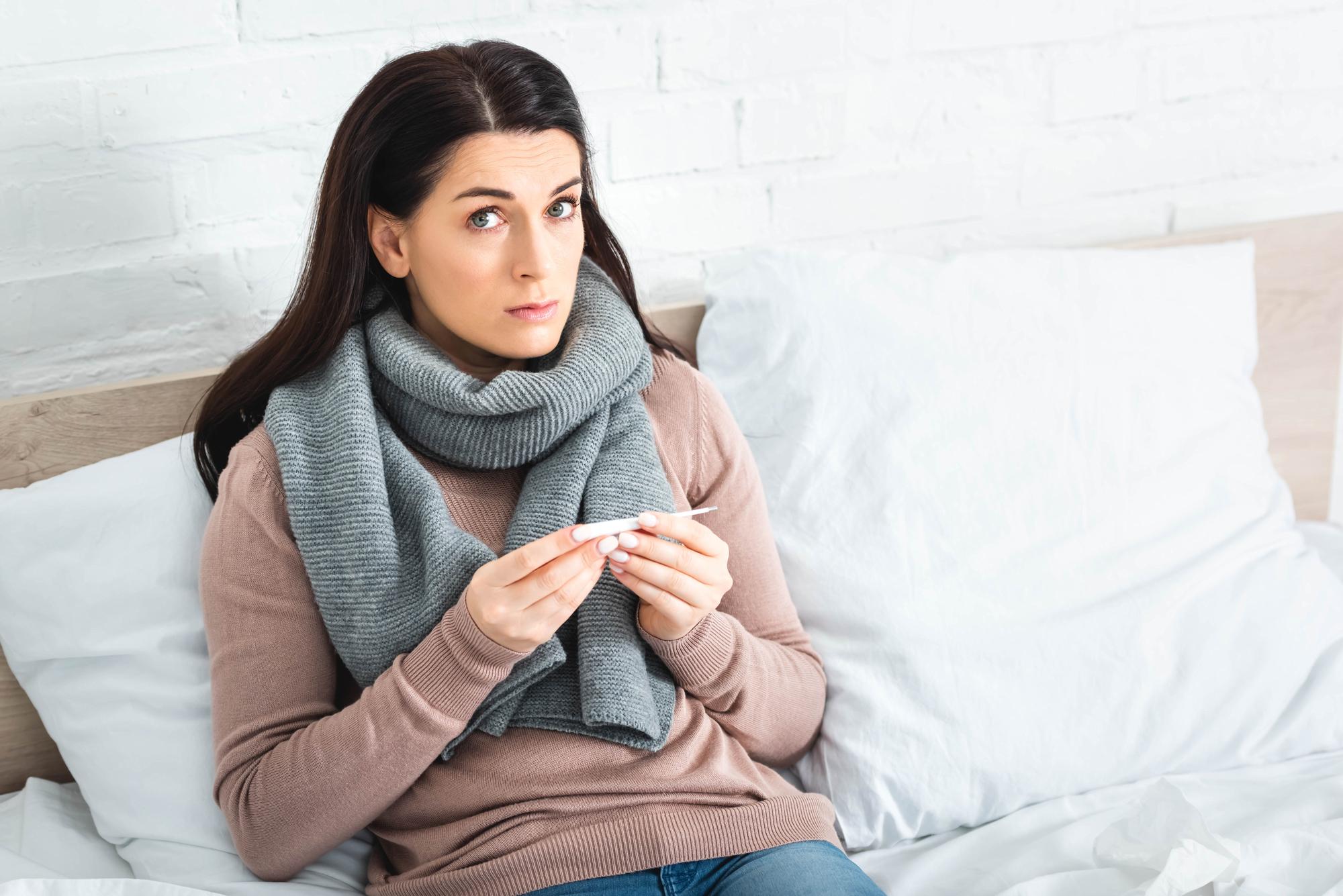 Какие проблемы со здоровьем обостряются зимой