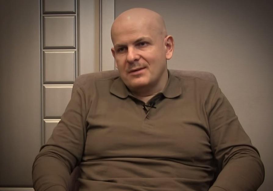 Убит Олесь Бузина