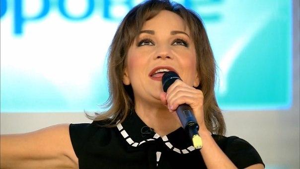 Российская певица Татьяна Буланова
