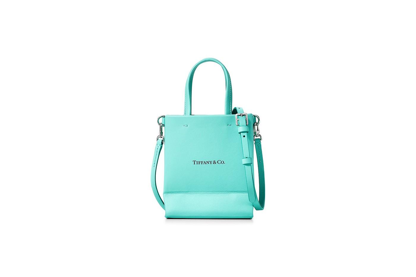 Tiffany & Co. презентовали новые сумки в виде пакета