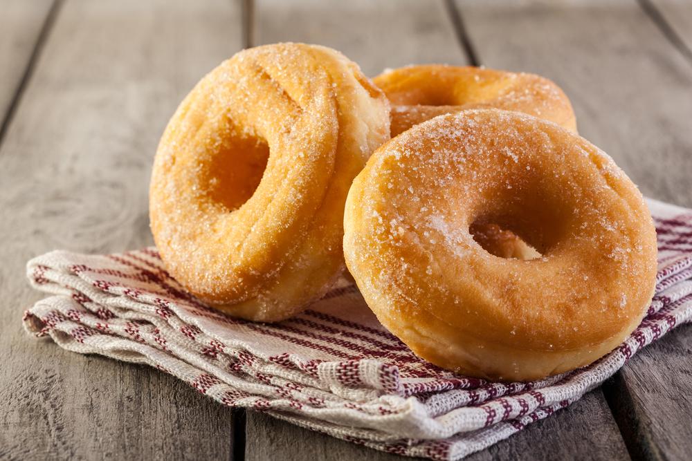 Как сделать вкусные пончики