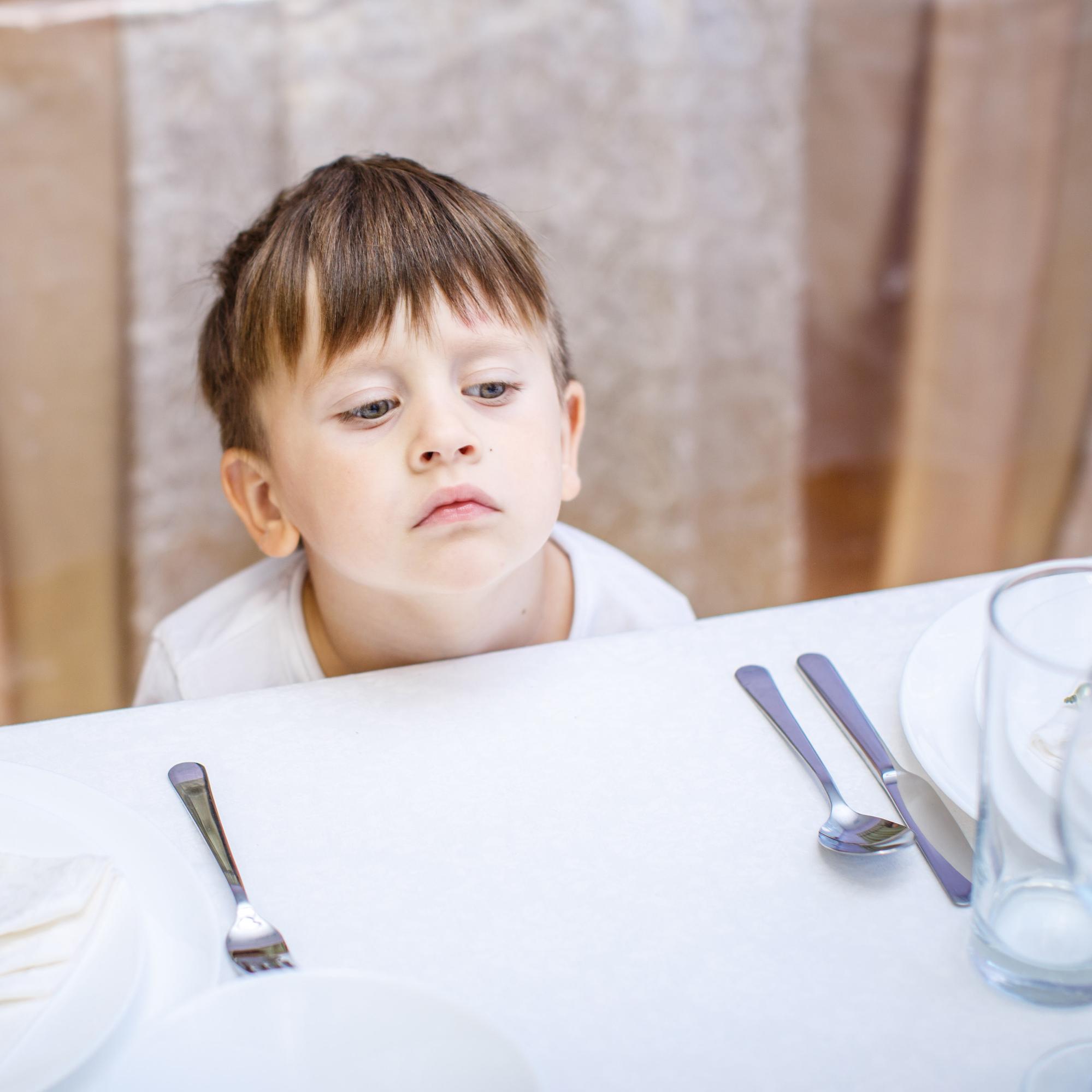 Что такое синдром чистой тарелки