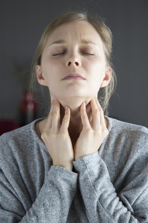 Как после COVID-19 проявляется воспаление щитовидной железы