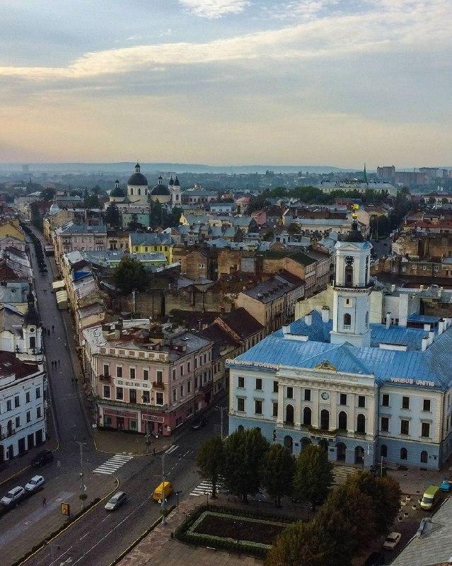 Тур выходного дня: куда пойти и что посмотреть в Черновцах