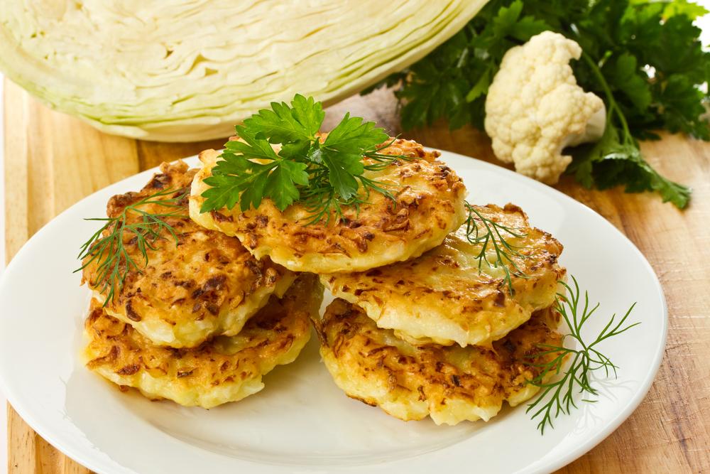 блюда из цветной капусты рецепты быстро и вкусно постные