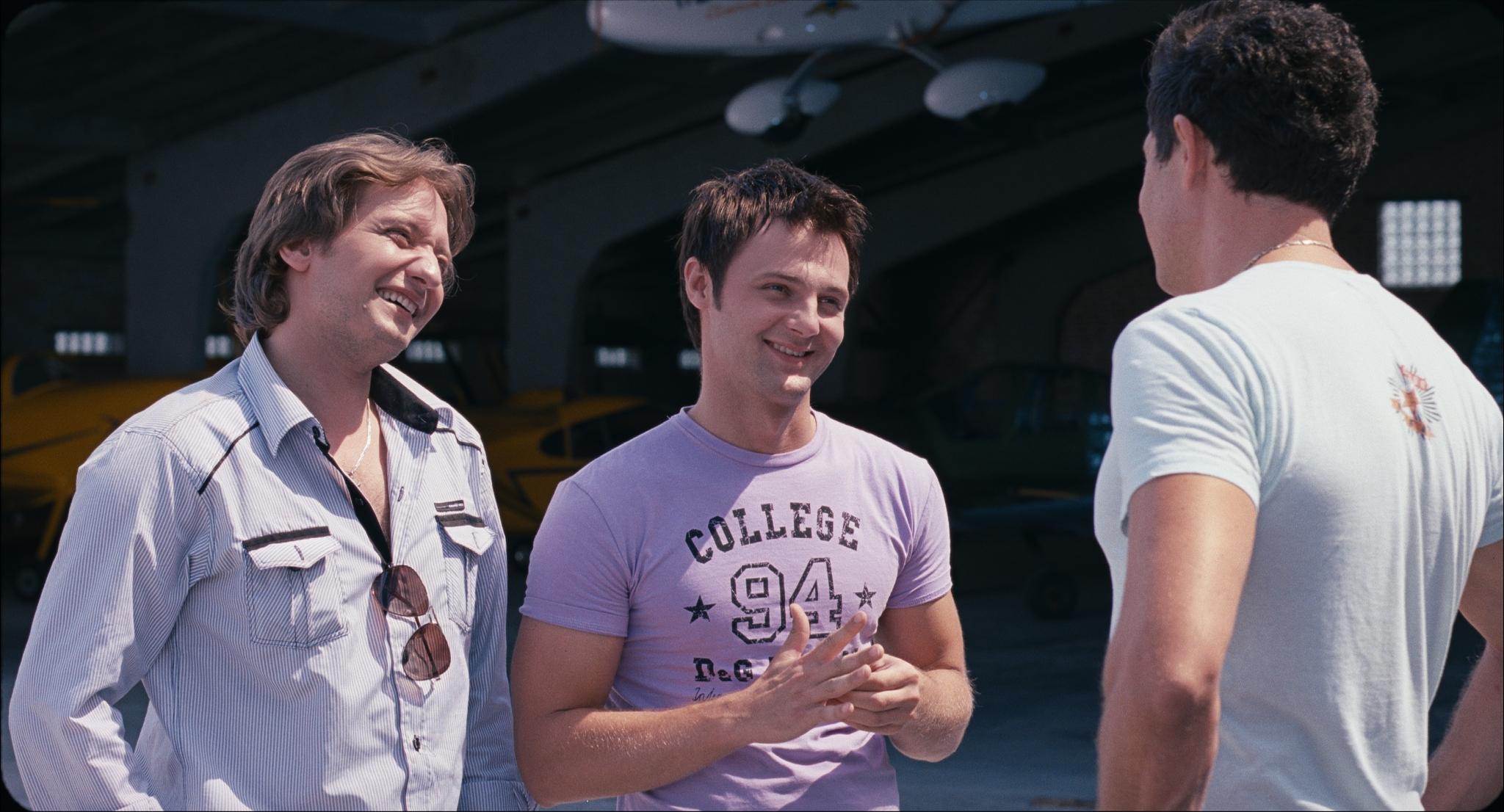 Кадр из фильма Затерянный город
