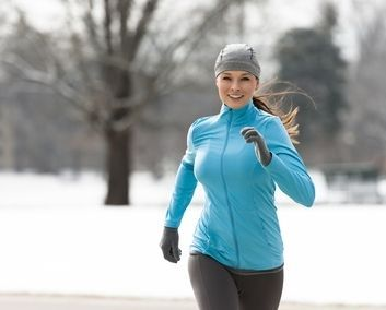 Есть ли польза от тренировок в холодную погоду
