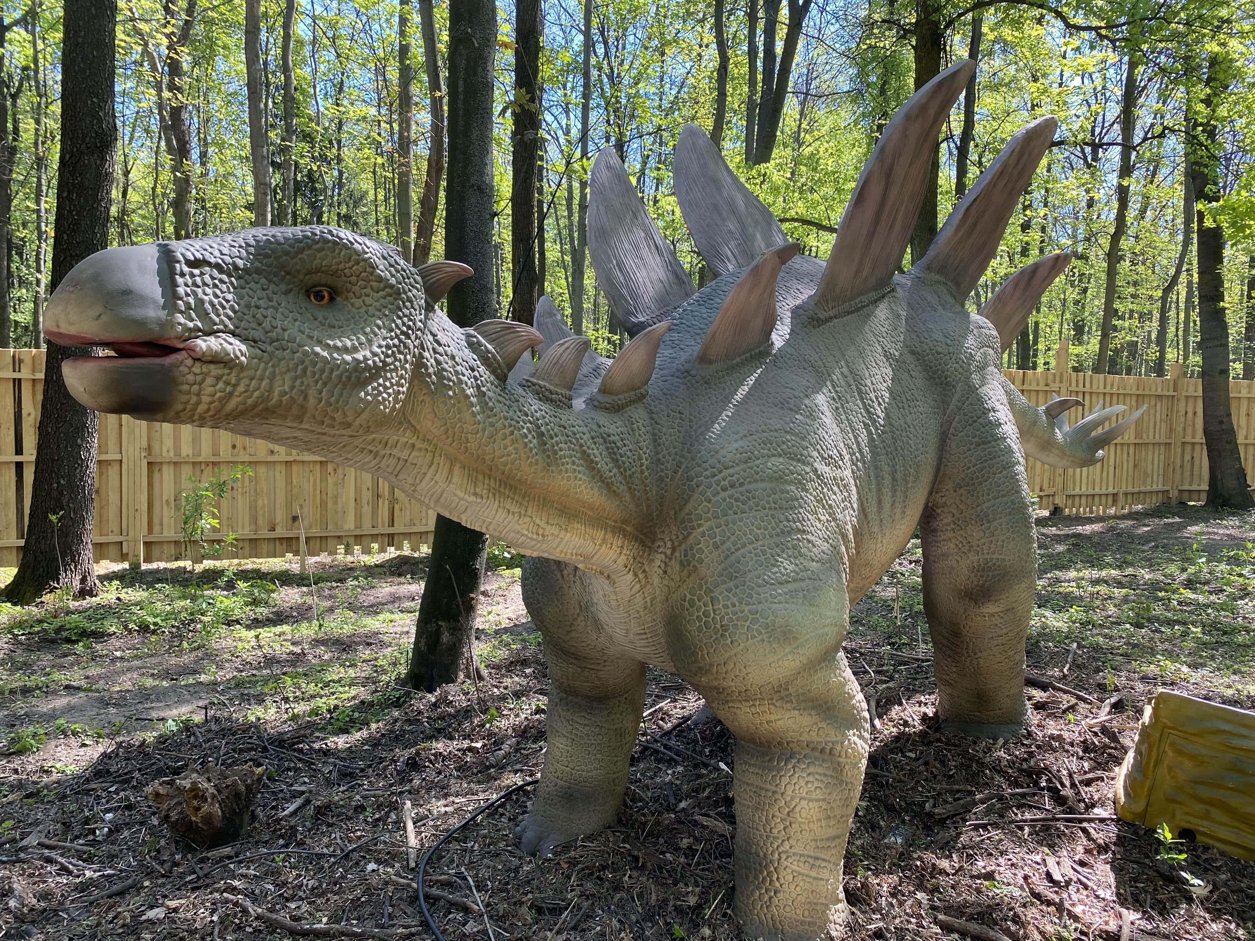 Планета динозавров на ВДНГ: открытие и стоимость билетов