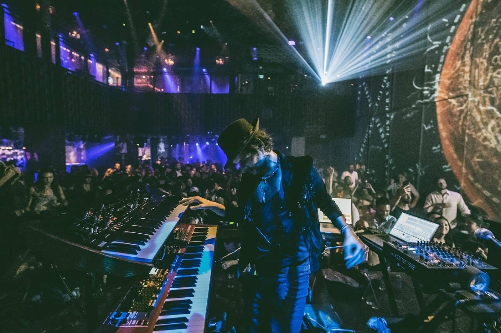 Вечеринка звезды электронной музыки SATORI
