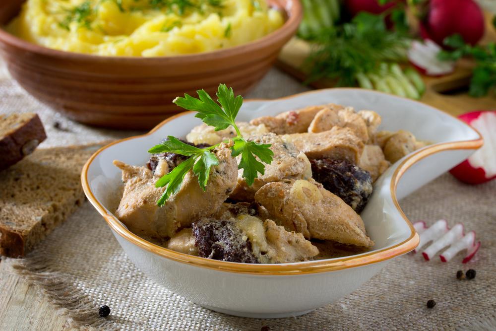 Рецепты вкусных первых блюд на мясном бульоне