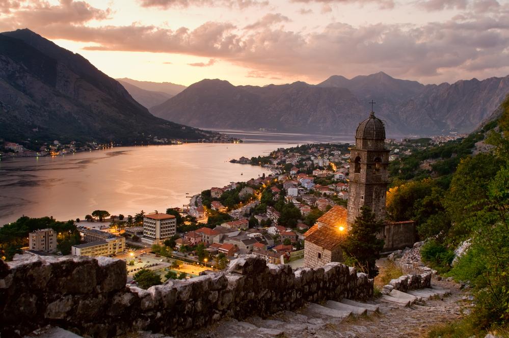 Куда поехать летом 2021 в Европе: Черногория