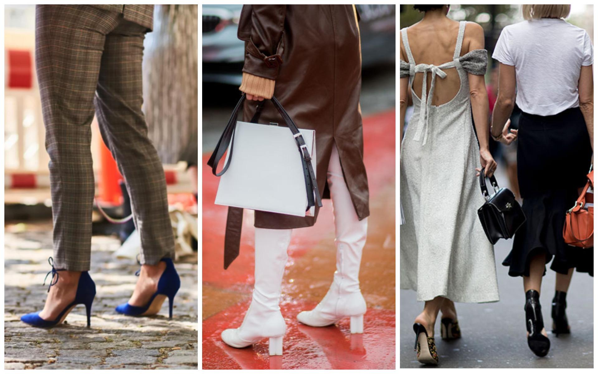 Обувь должна быть не только модной, но и удобной
