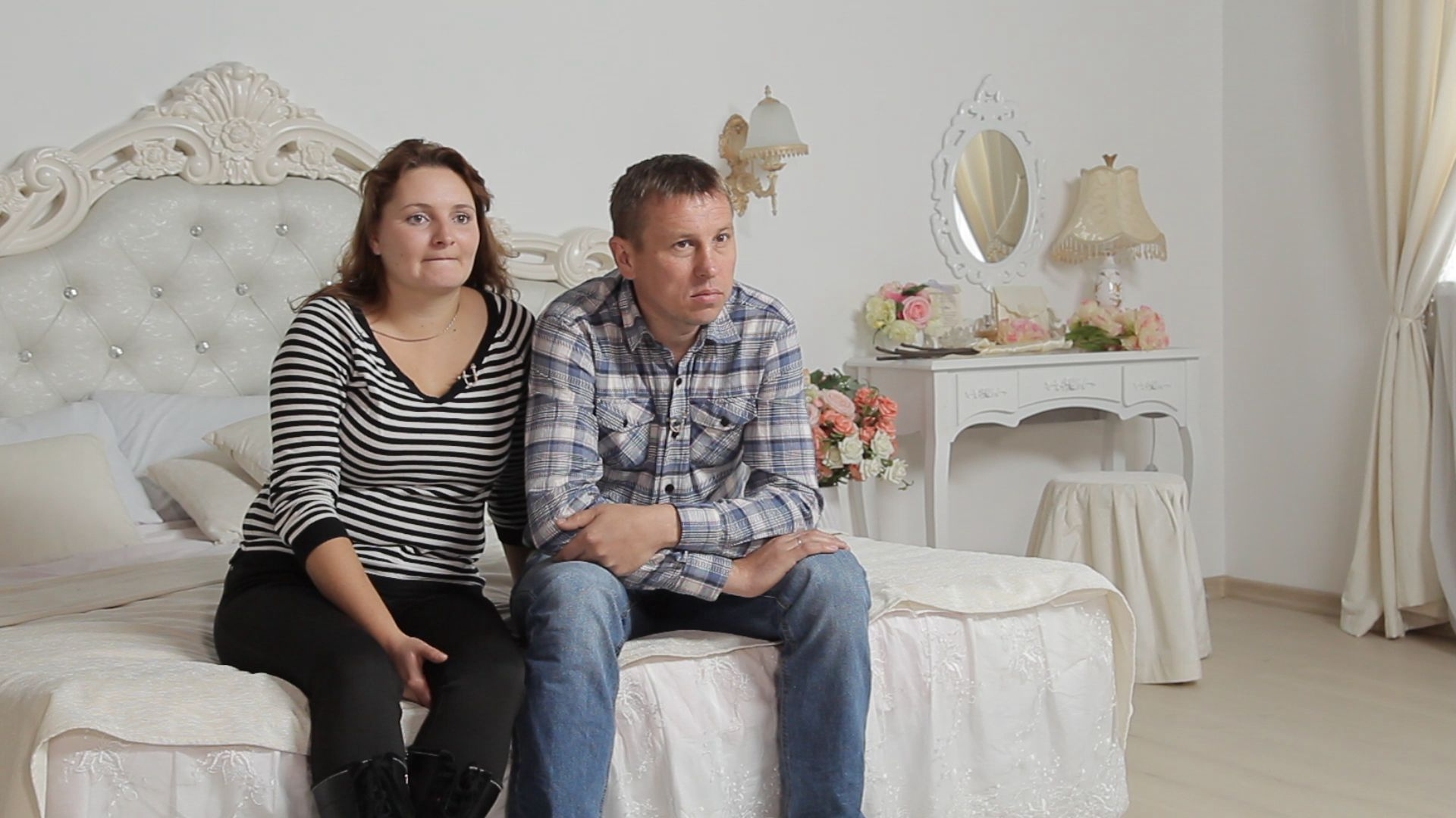 Ирина и Петр Пелюхины