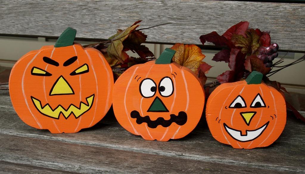 Как сделать хэллоуин своими руками