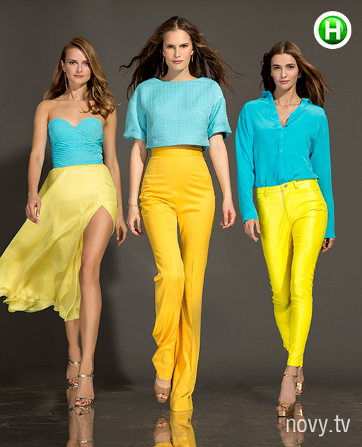 Известные во всем мире украинские модели снялись в патриотичной рекламе
