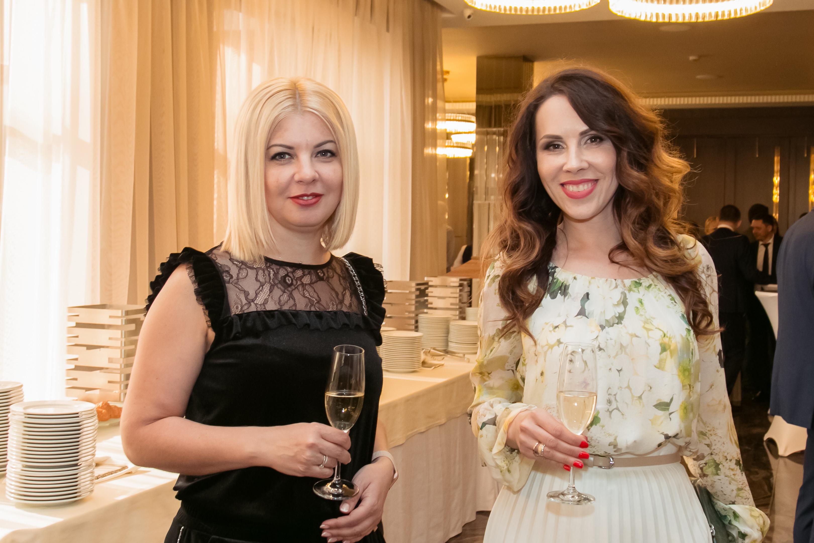 Международную женскую премию European Women Expert Awards - вручили самым успешным и целеустремленным
