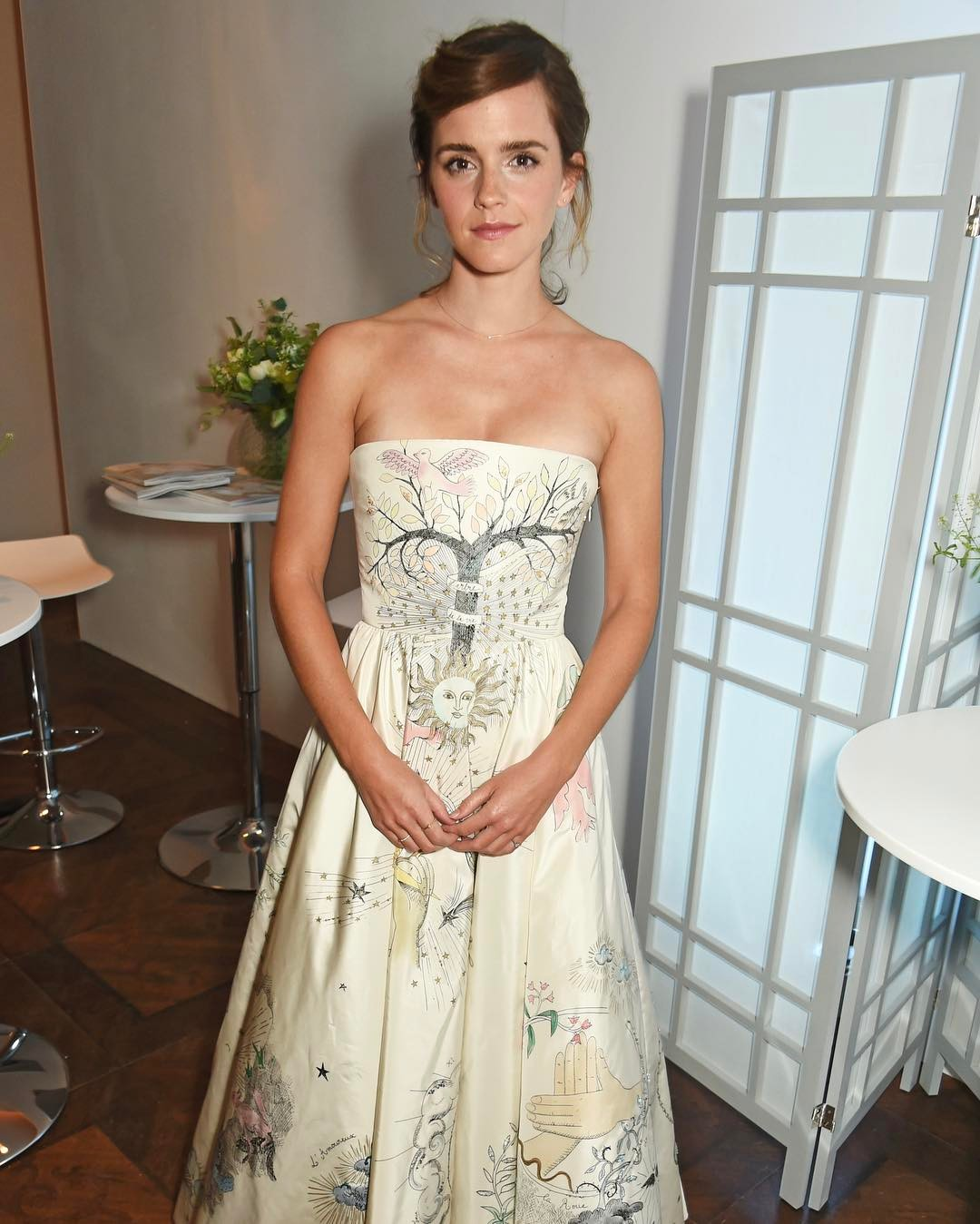 Elle Style Awards 2017: Эмма Уотсон стала женщиной года