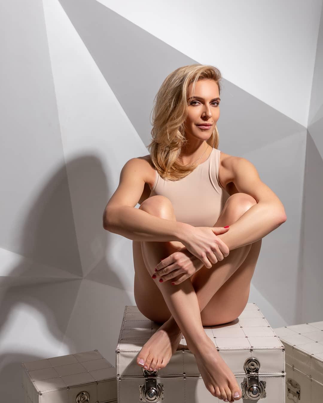 Марина Боржемская показала, какое фото сделала в одиночестве