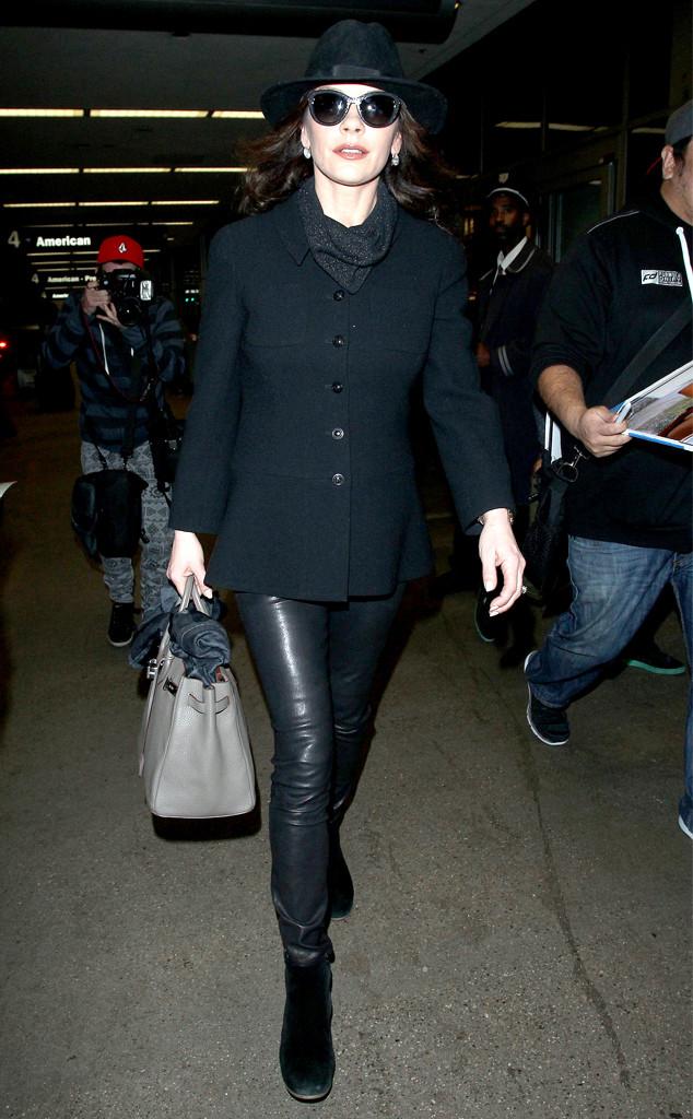 Актриса Кэтрин Зета-Джонс – пример женщины, которая прекрасно знает что ей идет, а что нет