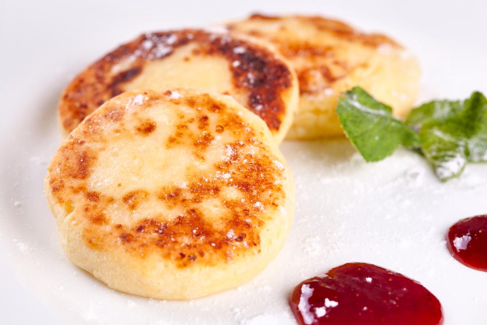 сырники из творога с вареньем рецепт