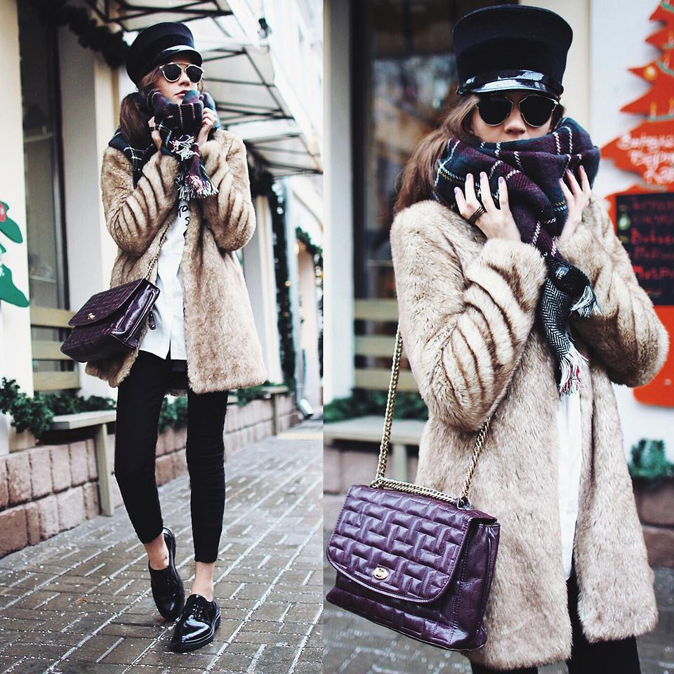 Играй с аксессуарами, смешивай стили, рискуй с длиной – зима отличное время для неожиданных экспериментов