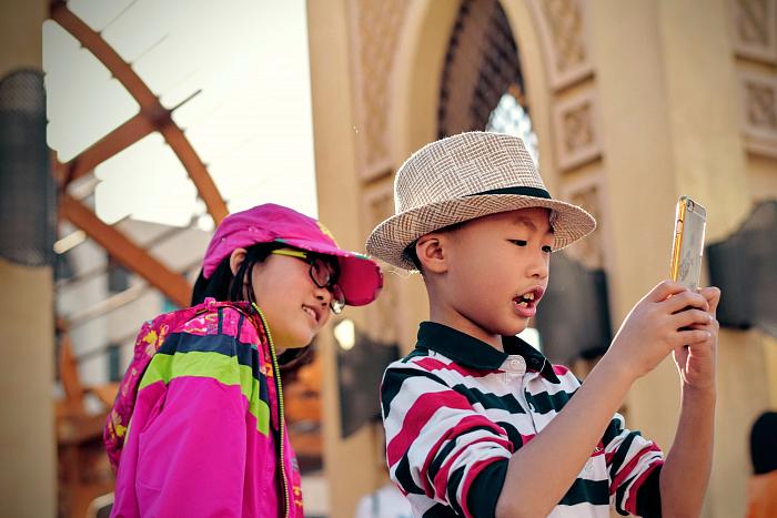 Блог может стать для ребенка средством самовыражения, где он сможет показать свою индивидуальность