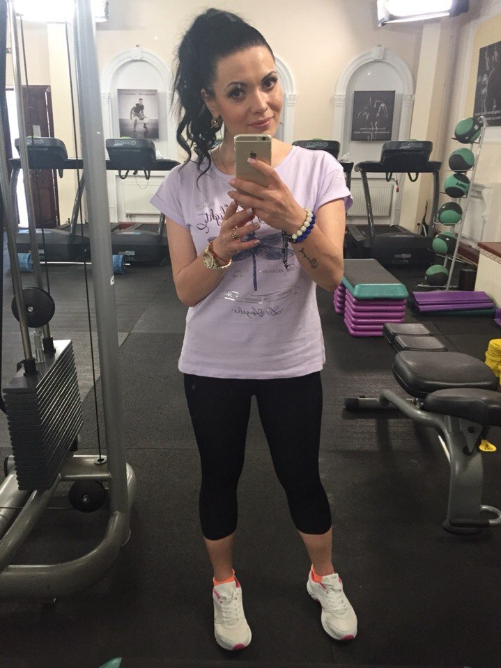 Только работа над собой поможет справиться с лишним весом – уверена Юля