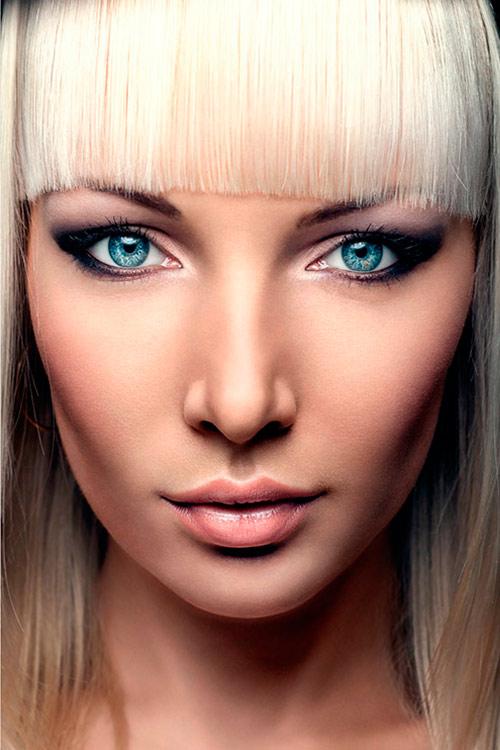 Антитренды макияжа 2020: Архитектурное лицо