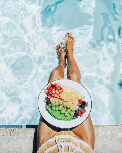 Особенности похудения летом