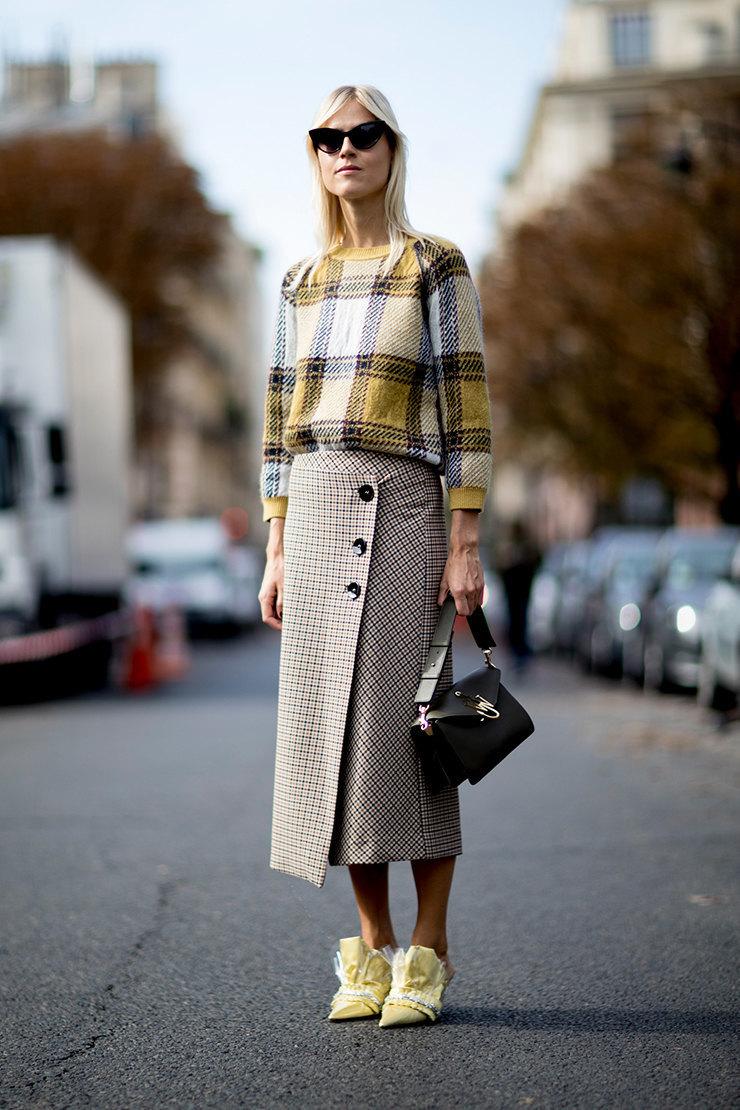 Что носить женщинам после 35-ти лет: Юбка-карандаш