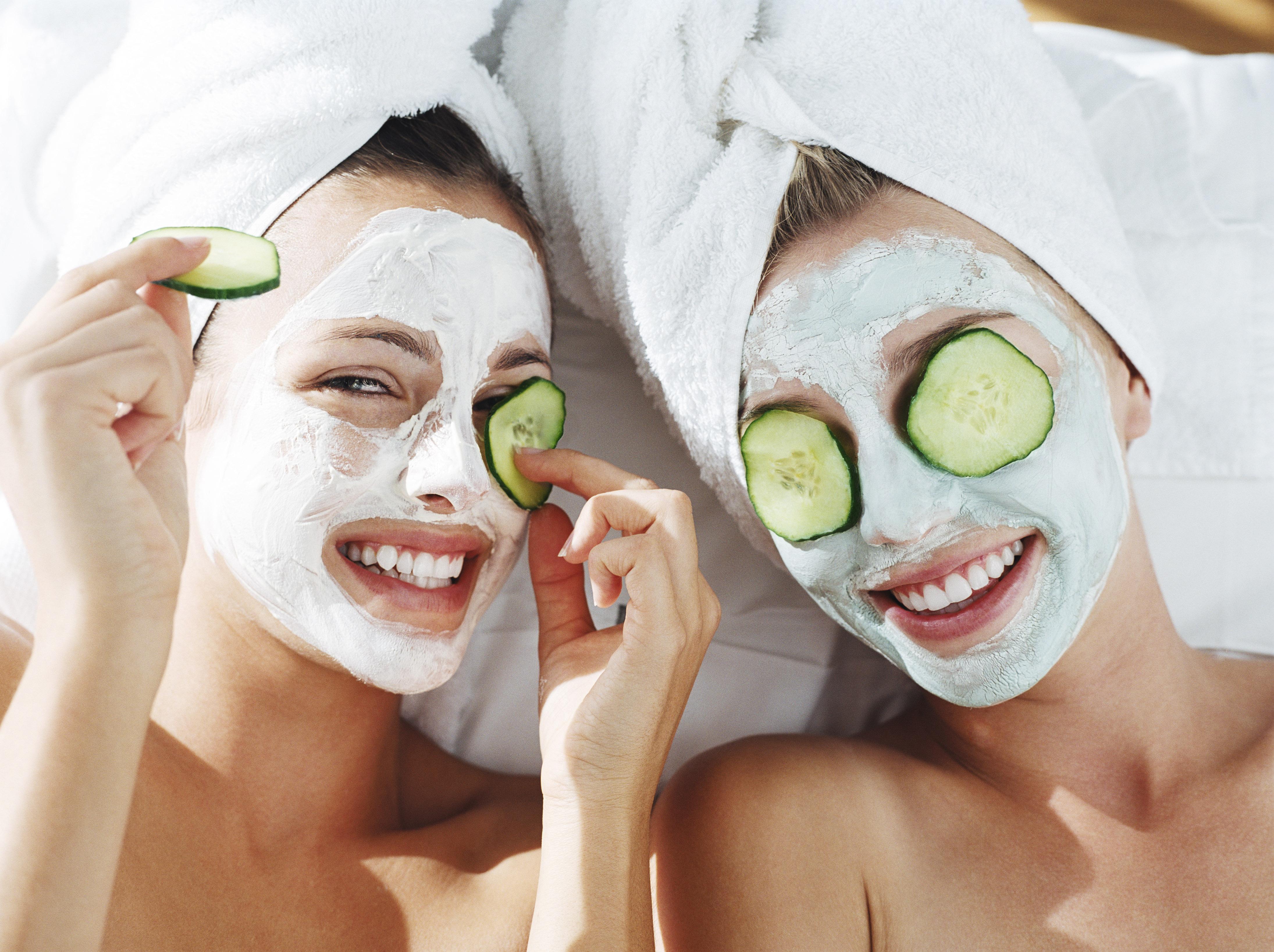Косметическая маска своими руками