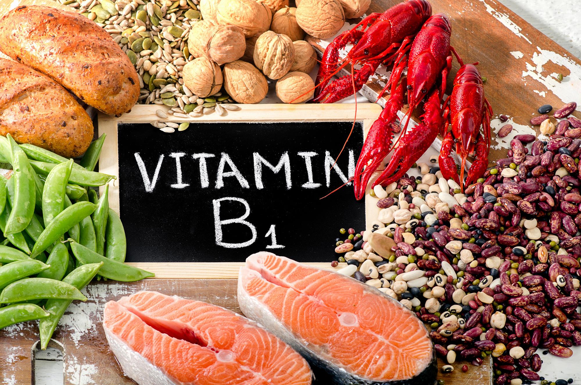 Ульяна Супрун рассказала, почему организму нужен витамин В1