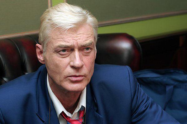Борис Щербаков попал в больницу